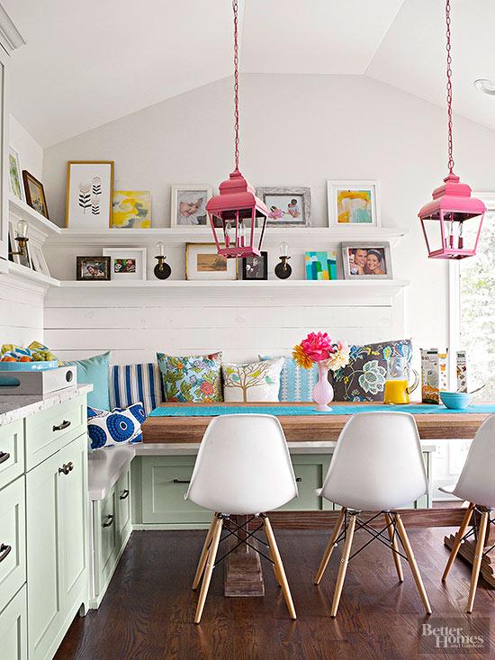 mẫu thiết kế nội thất nhà bếp biệt thự